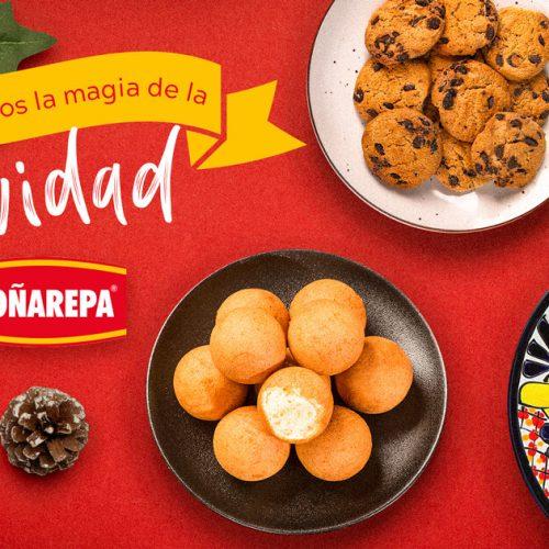 Saboreemos la magia de la navidad con Doñarepa